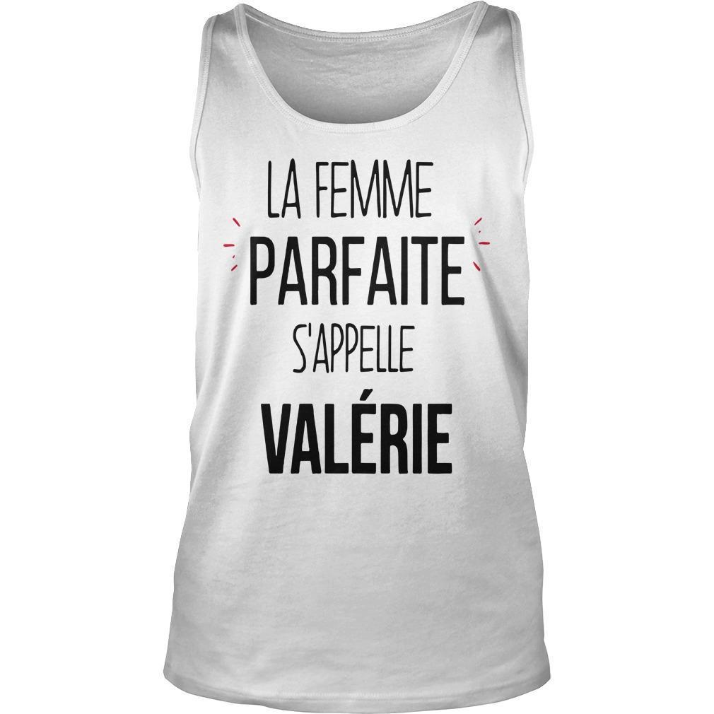 La Femme Parfaite S'appelle Valérie Tank Top