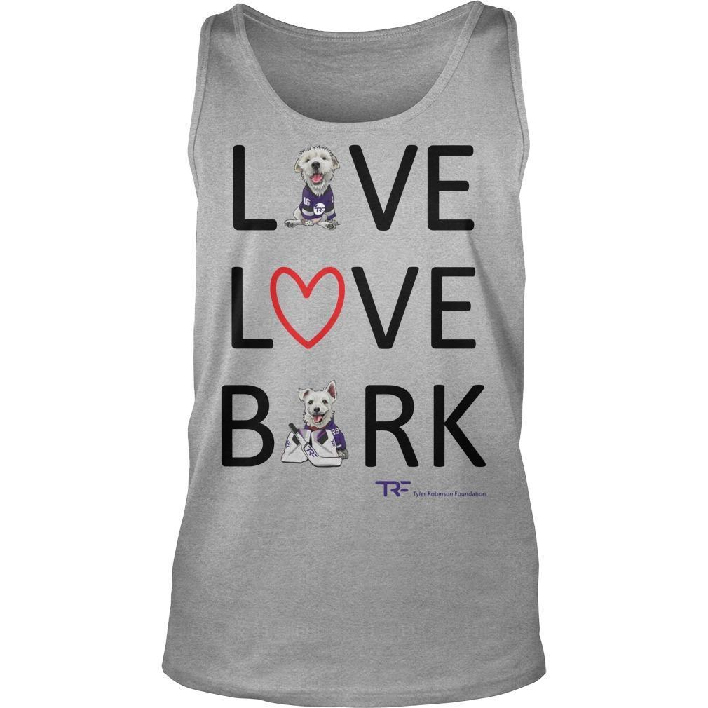 Live Love Bark Tank Top