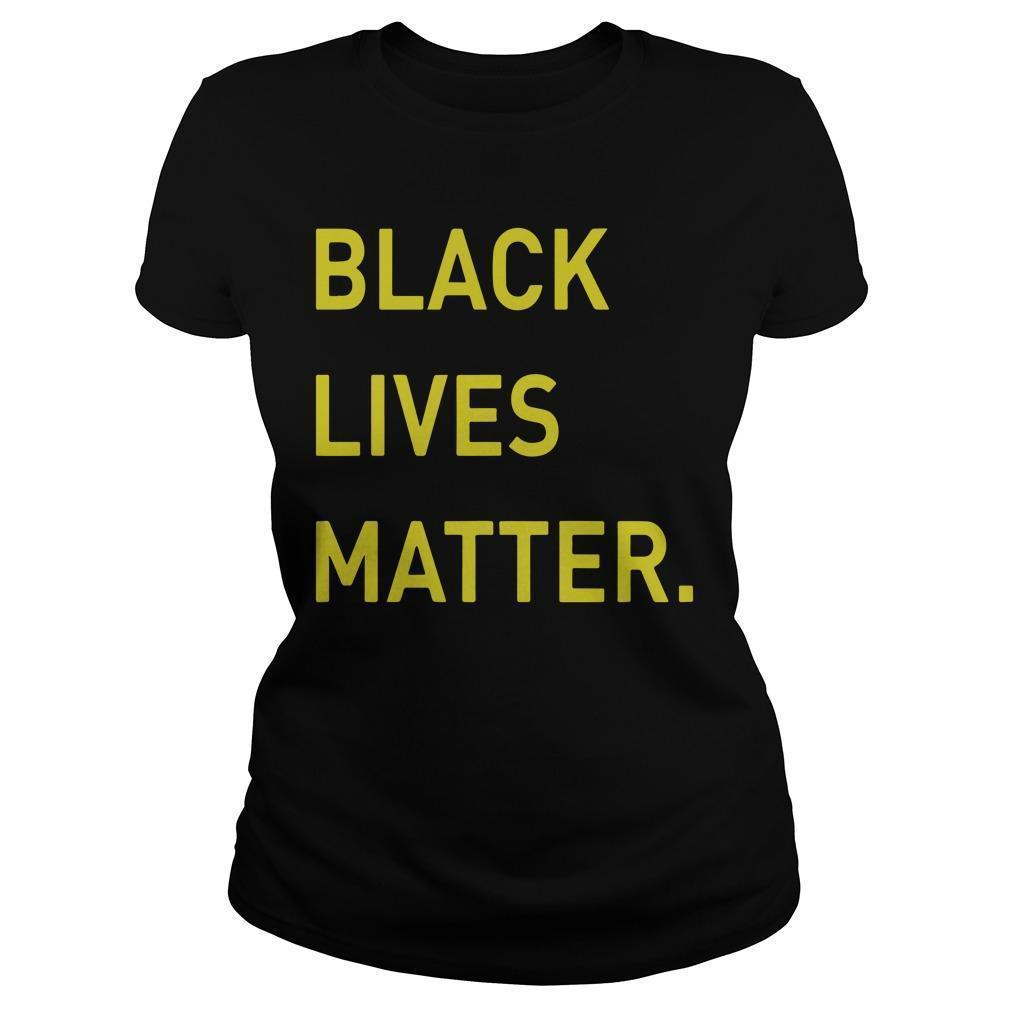 Miami Hurricanes Black Lives Matter Longsleeve