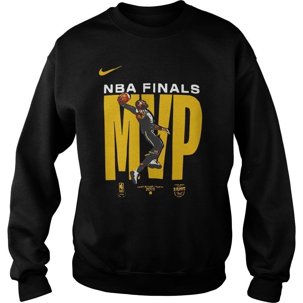 Nba Finals Mvp Sweater