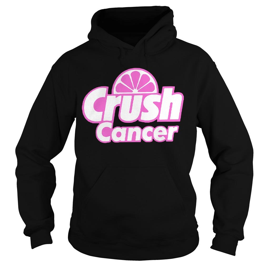 Rod Ryan Show Crush Cancer Hoodie