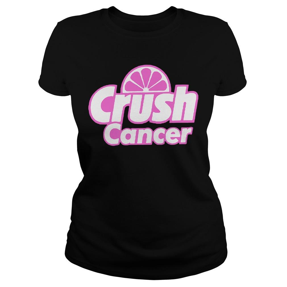 Rod Ryan Show Crush Cancer Longsleeve