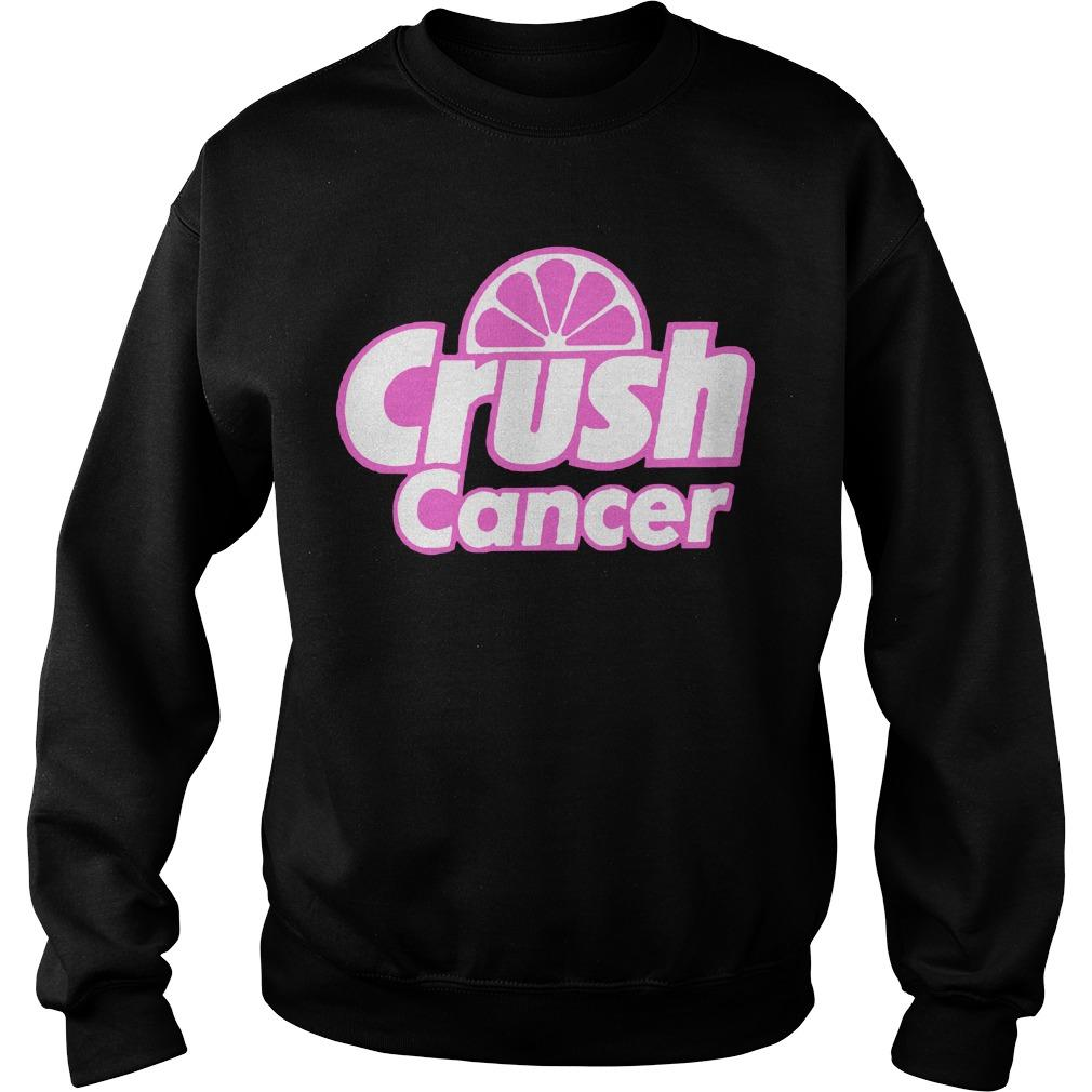 Rod Ryan Show Crush Cancer Sweater