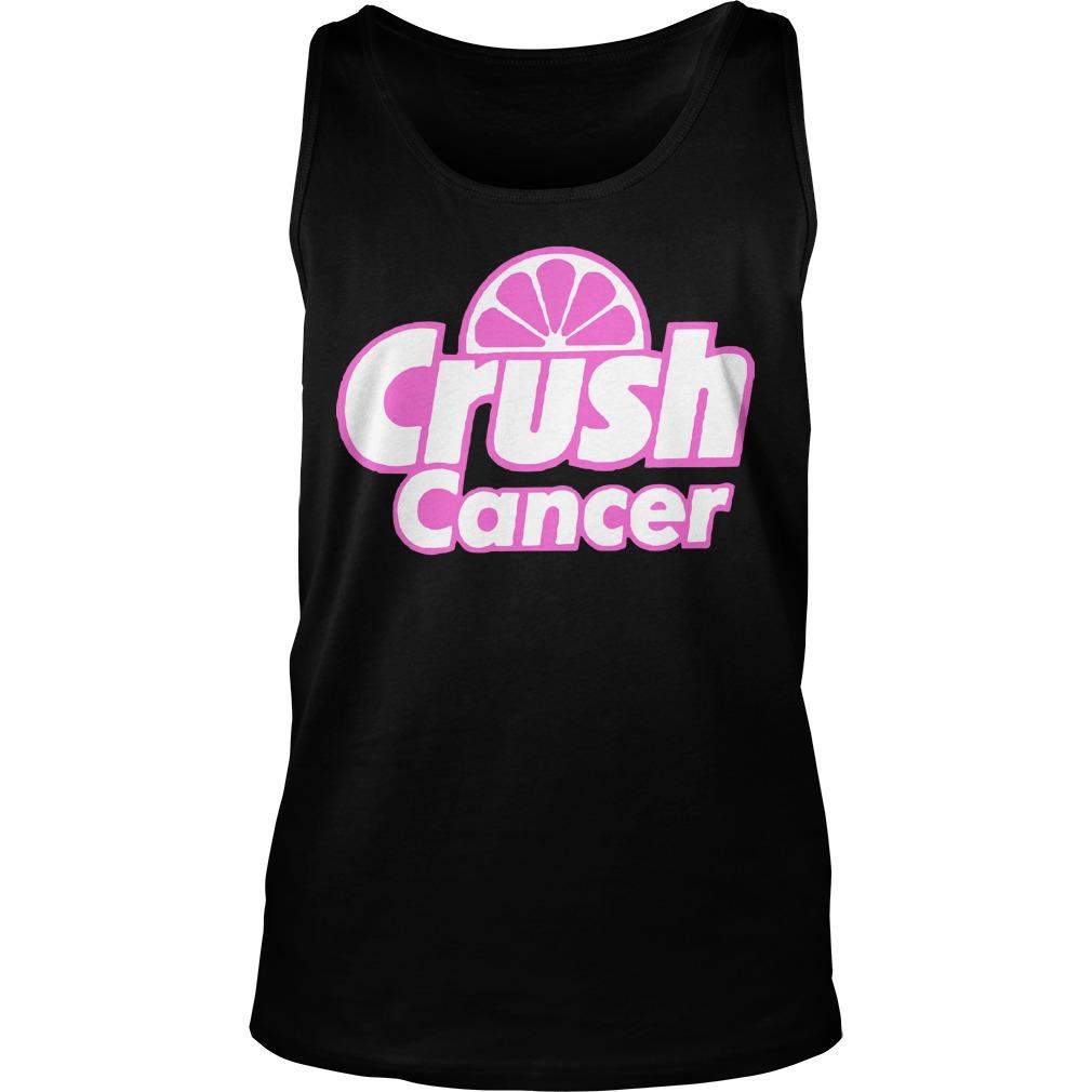 Rod Ryan Show Crush Cancer Tank Top