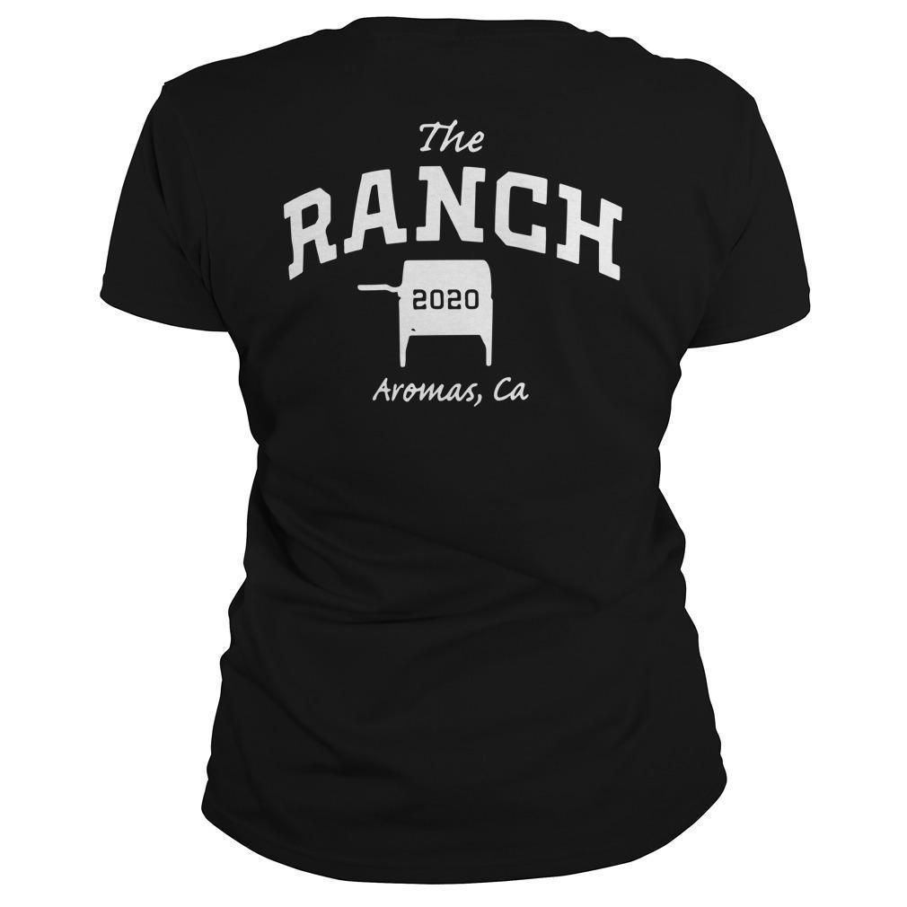 Rogue Fitness The Ranch 2020 Aromas Ca Longsleeve