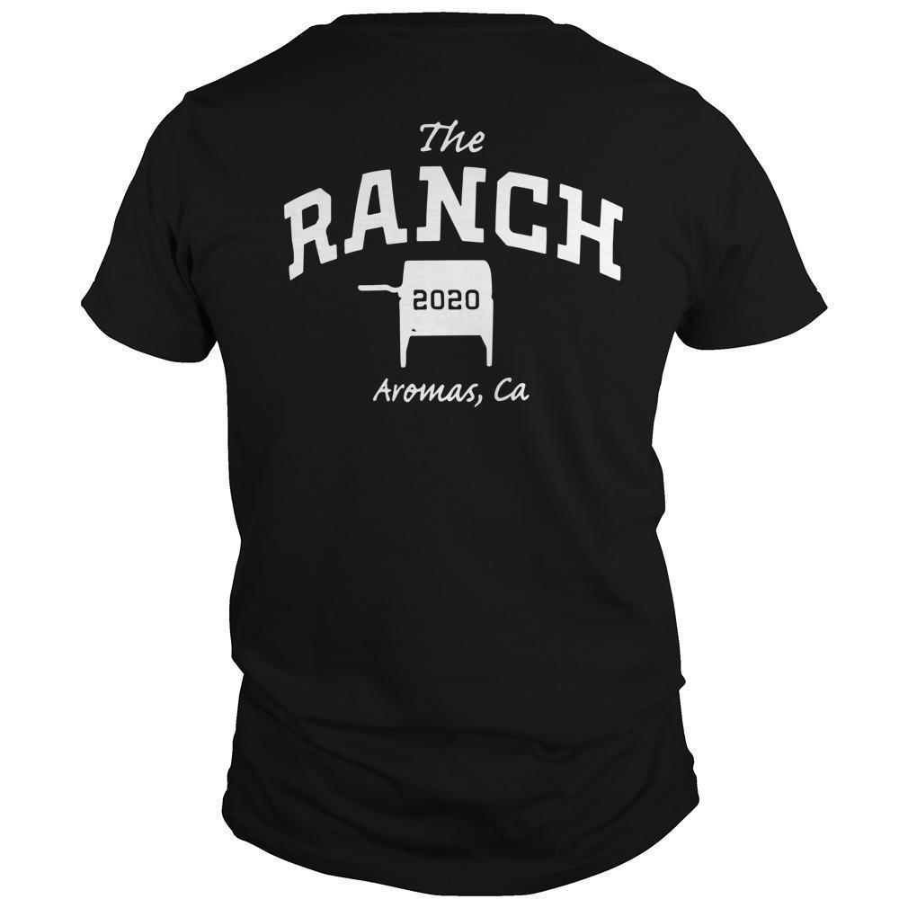 Rogue Fitness The Ranch 2020 Aromas Ca Shirt