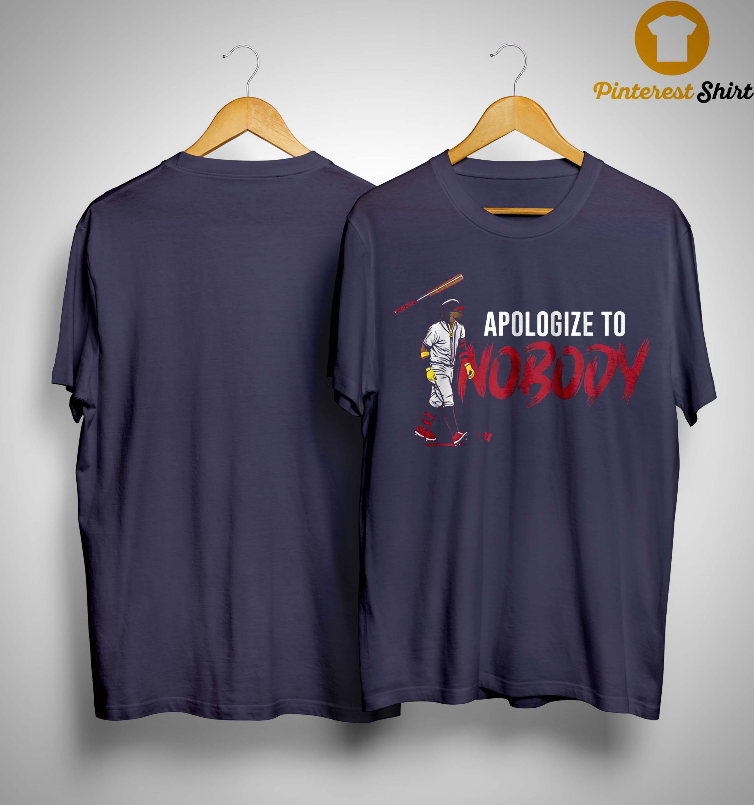 Ronald Acuña Jr Apologize To Nobody Shirt
