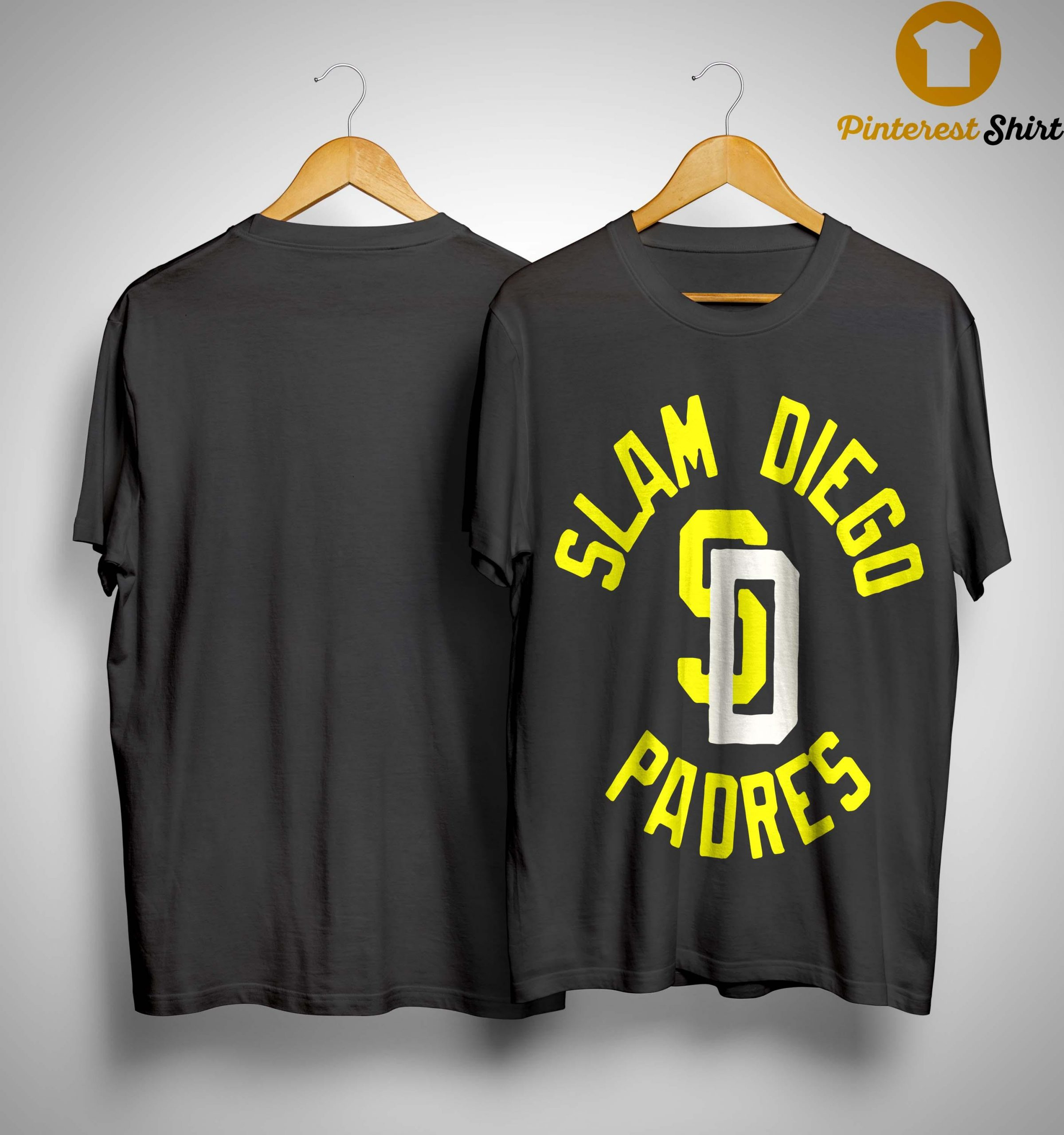 Slam Diego Padres Shirt