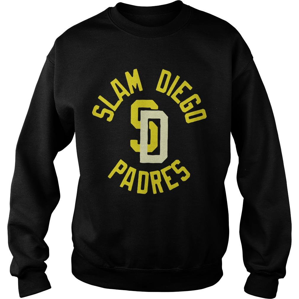 Slam Diego Padres Sweater