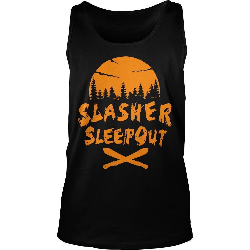 Slasher Sleepout Tank Top