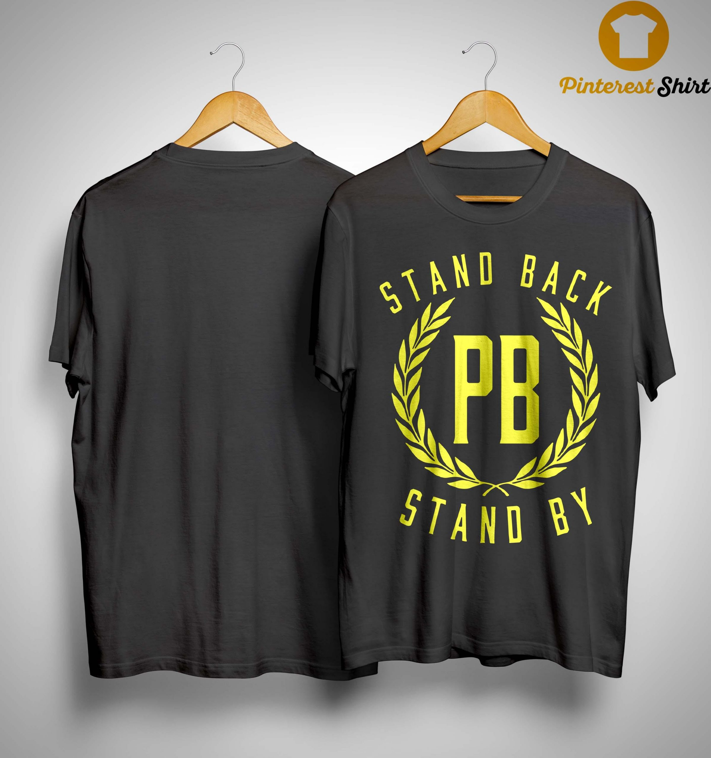 Socal Proud Boys Stand Back Stand By Shirt