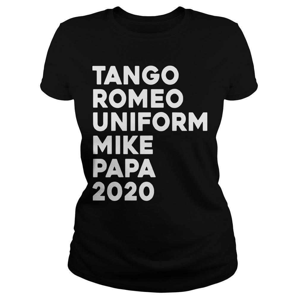 Tango Romeo Uniform Mike Papa 2020 Longsleeve