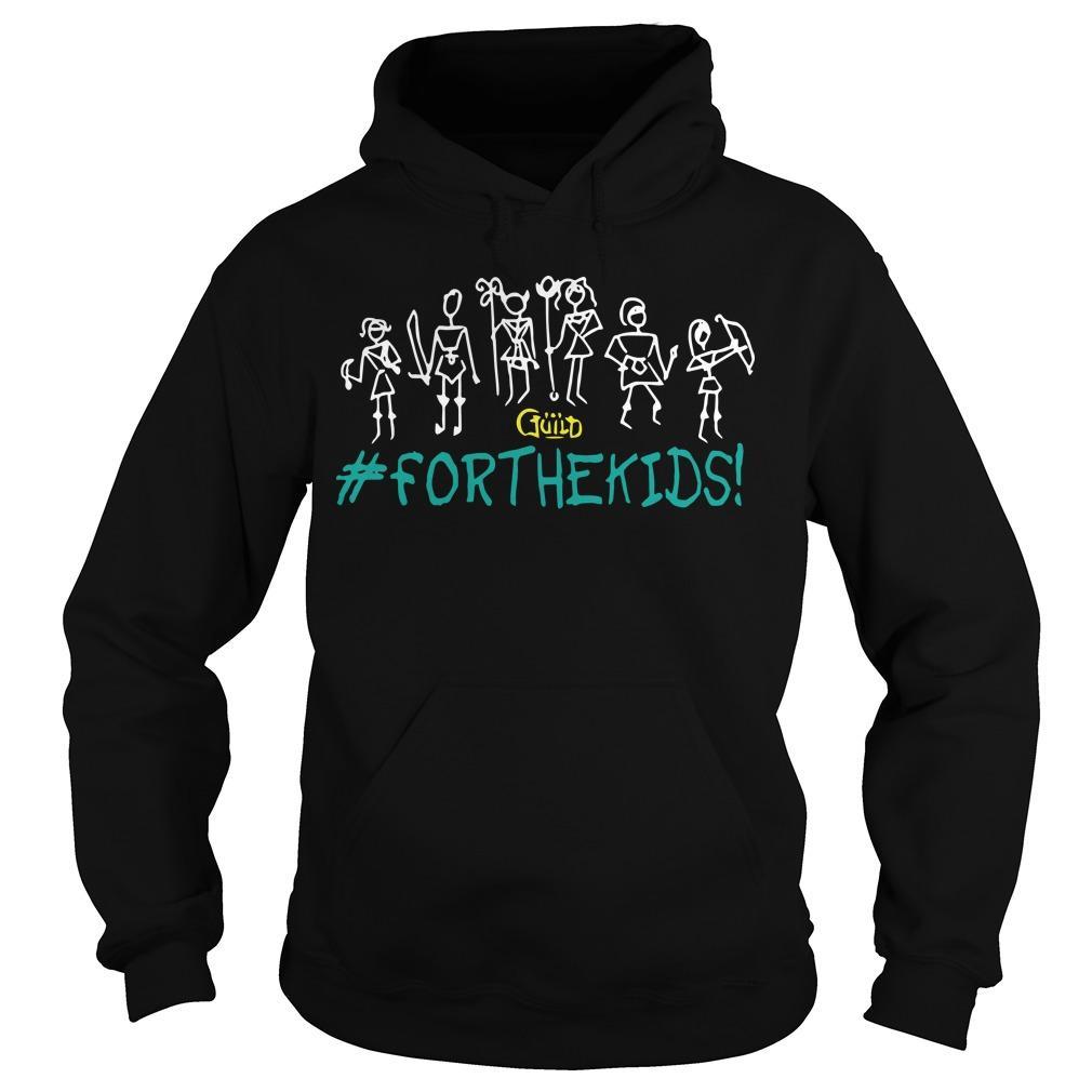 The Guild #forthekids Hoodie