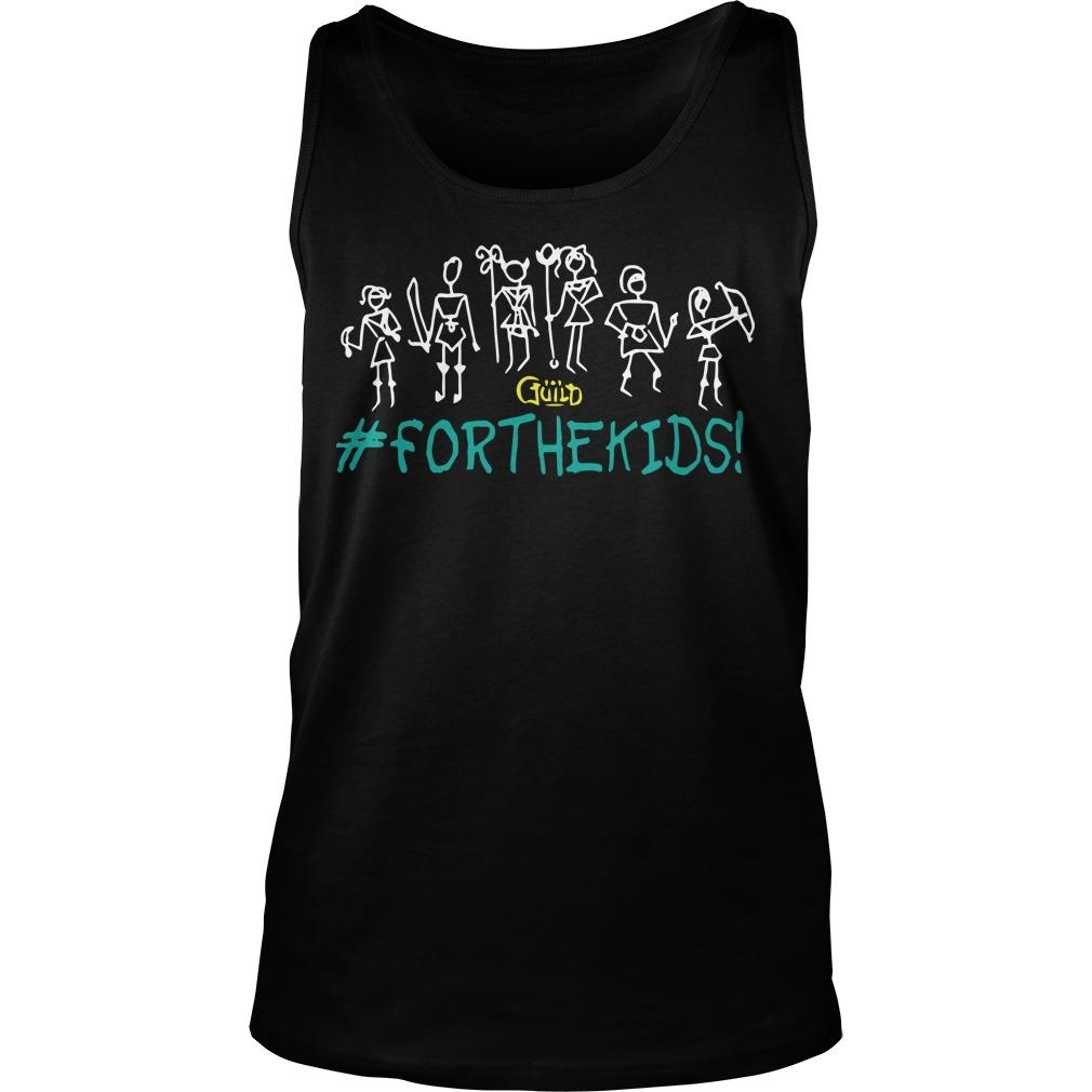 The Guild #forthekids Tank Top