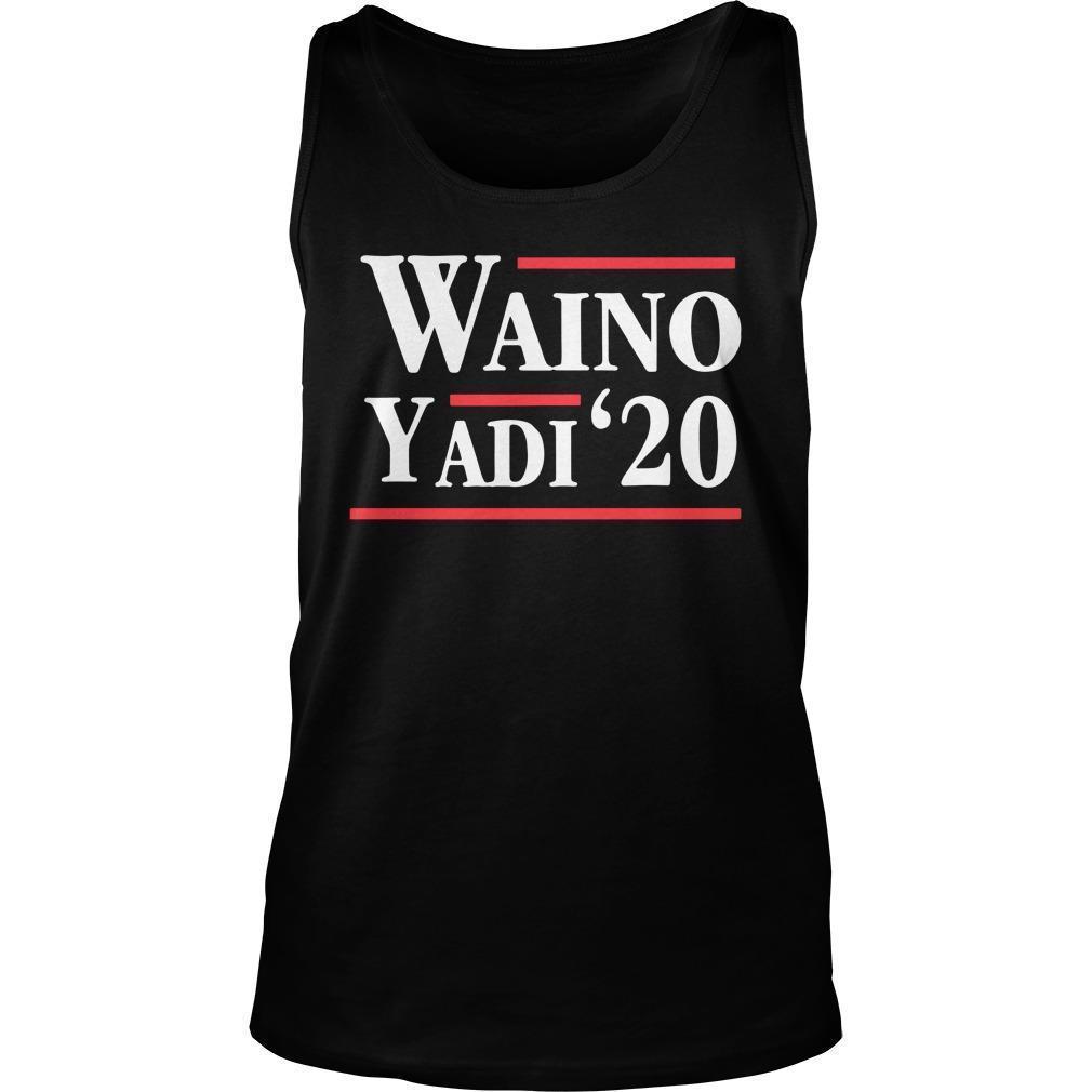 Waino Yadi '20 Tank Top