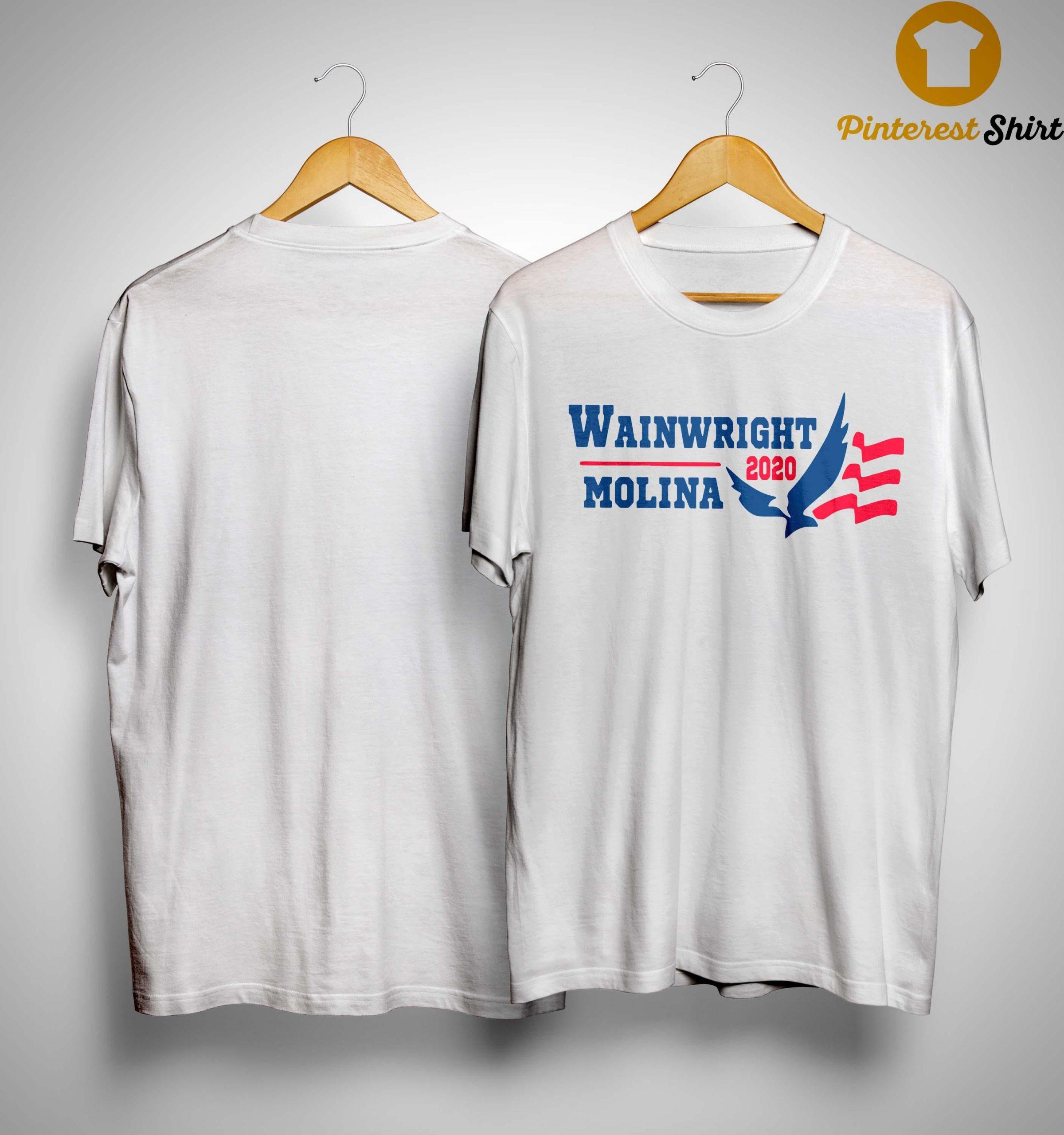 Wainwright Molina 2020 T Shirt