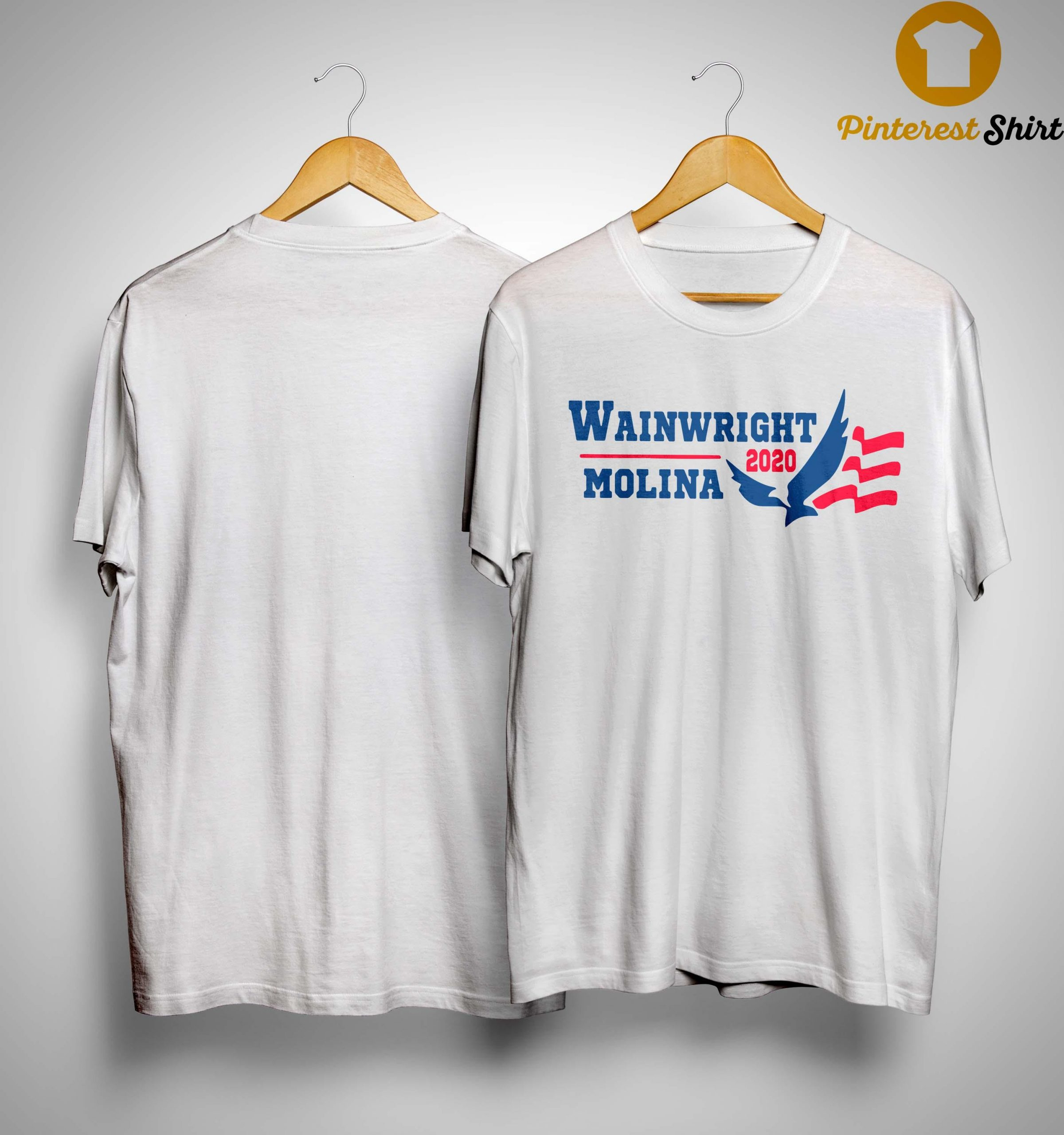 Wainwright Molina 2020 Tee Shirt