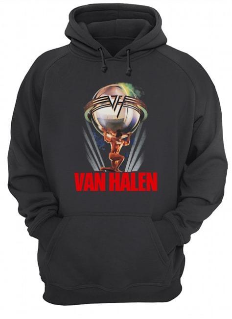 Wedding Singer Van Halen Hoodie