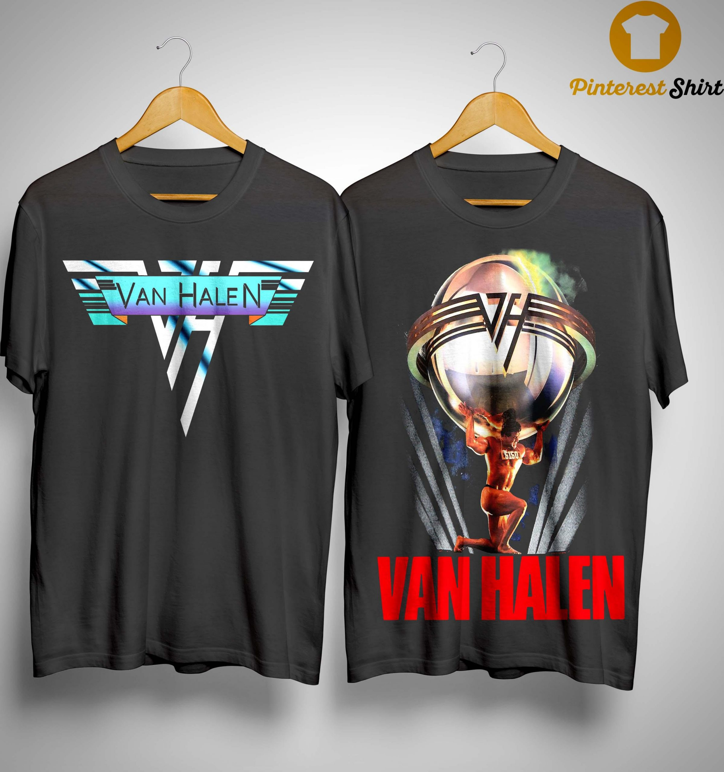 Wedding Singer Van Halen Shirt