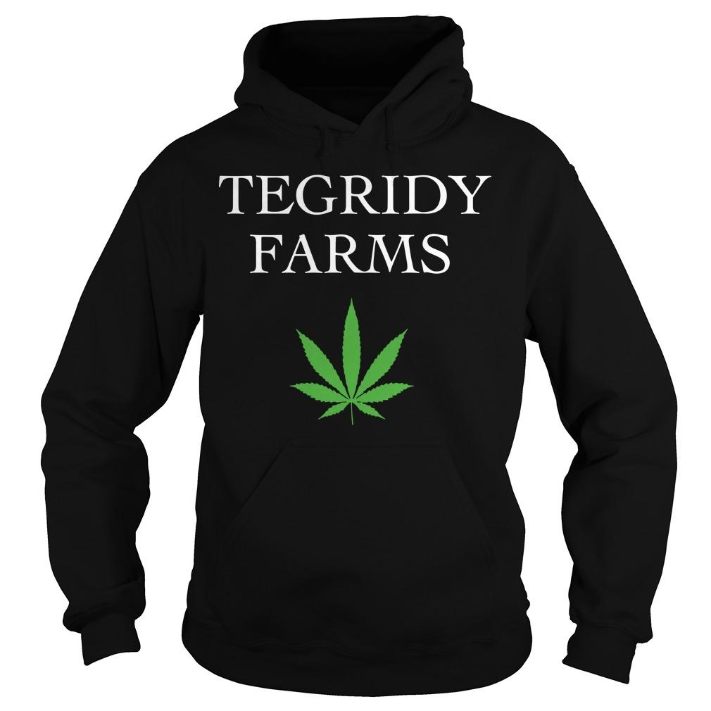 Weed Tegridy Farms Hoodie