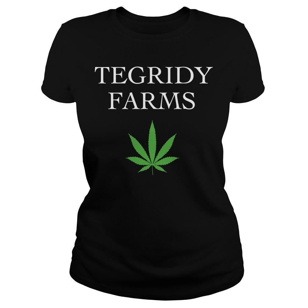 Weed Tegridy Farms Longsleeve
