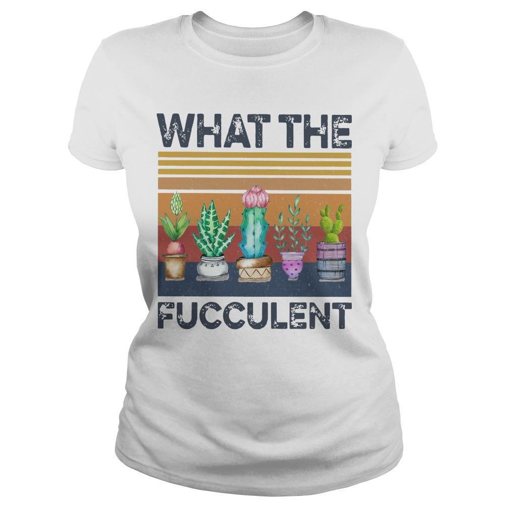 What The Fucculent Longsleeve