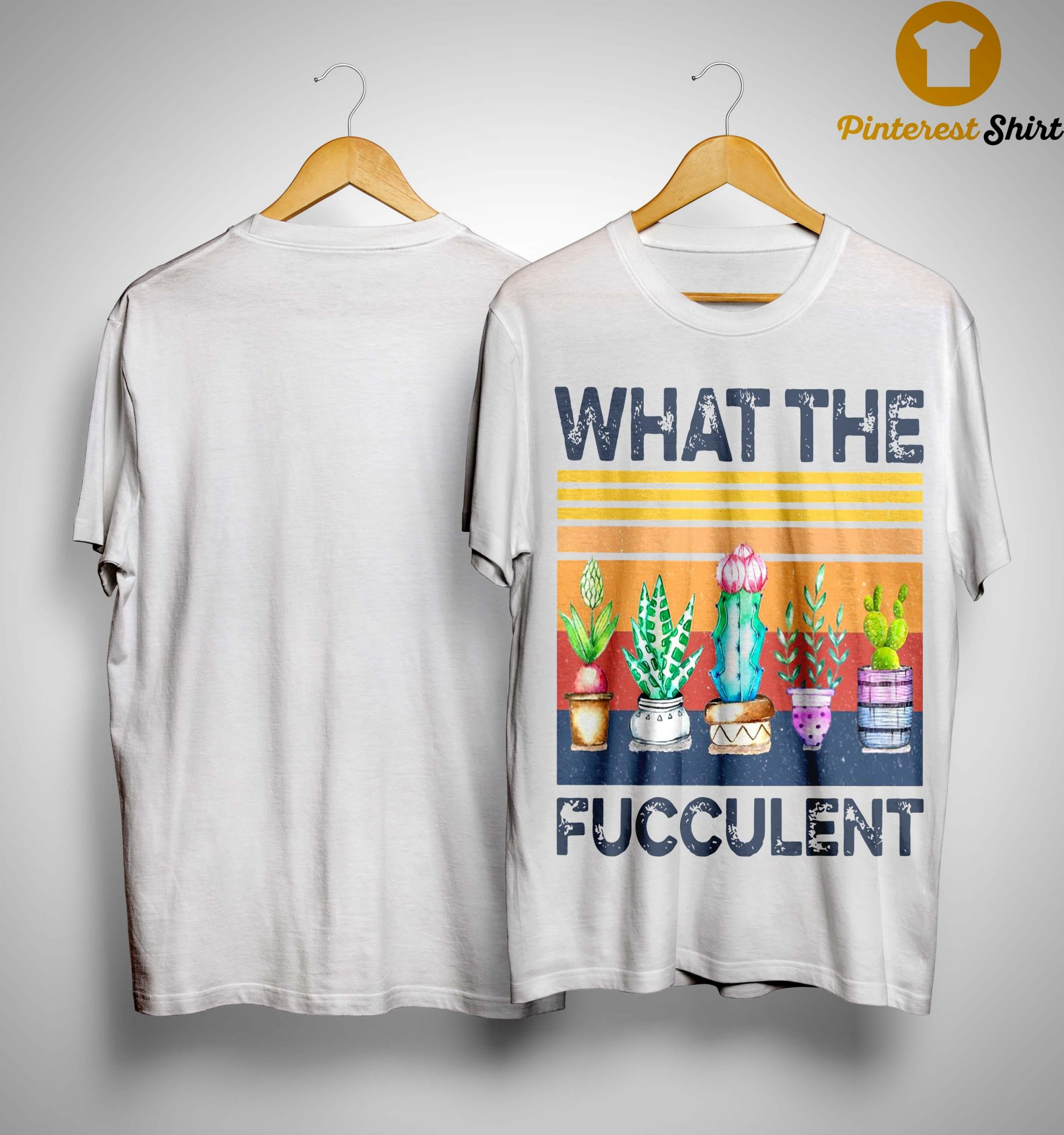 What The Succulent Shirt