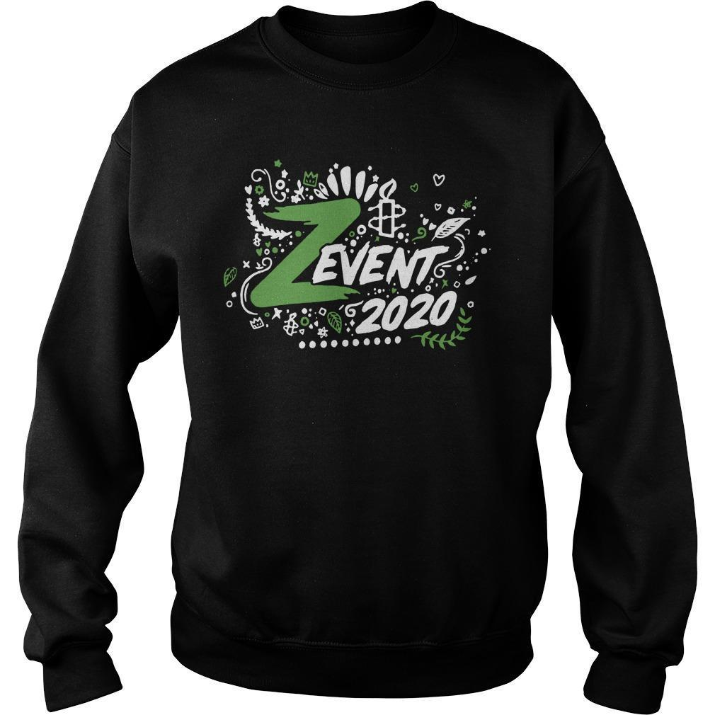 Z Event T 2020 Sweater