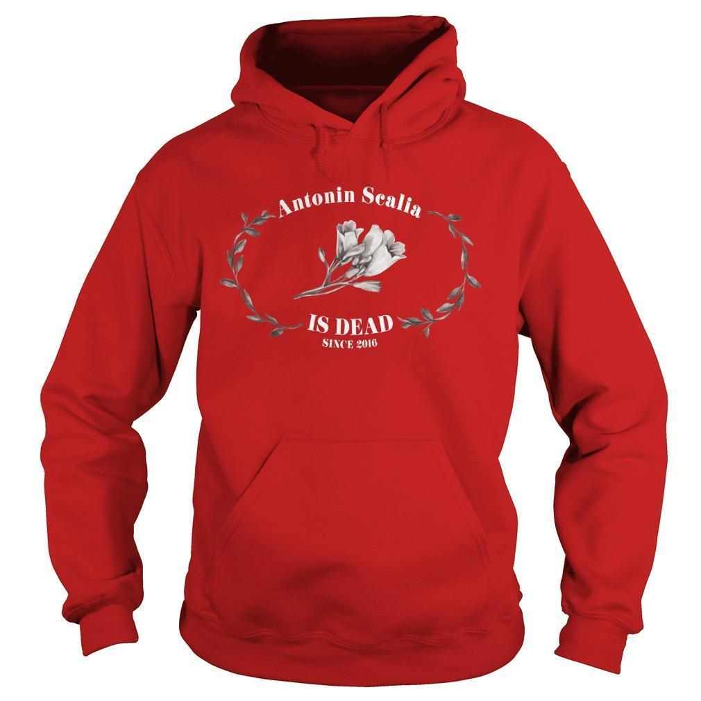 Antonin Scalia Is Dead Since 2016 Hoodie