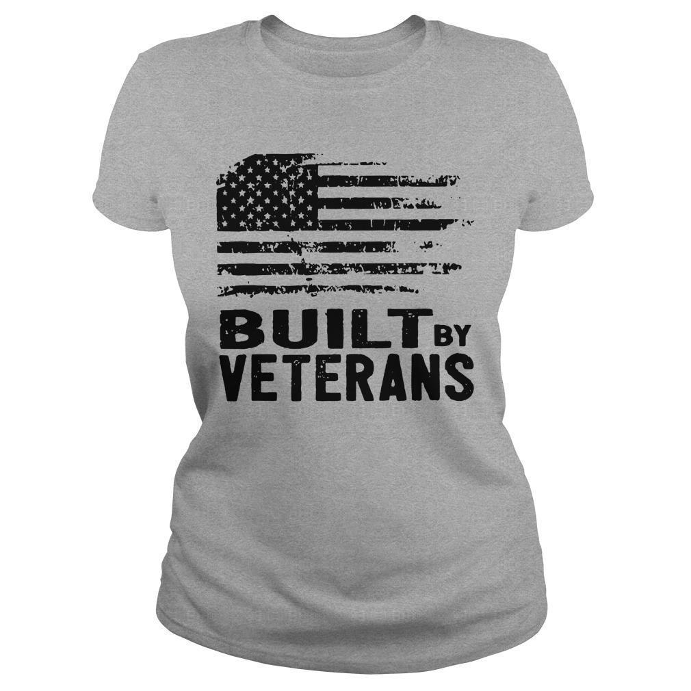 Built By Veterans Longsleeve