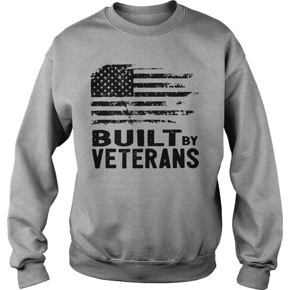 Built By Veterans Sweater