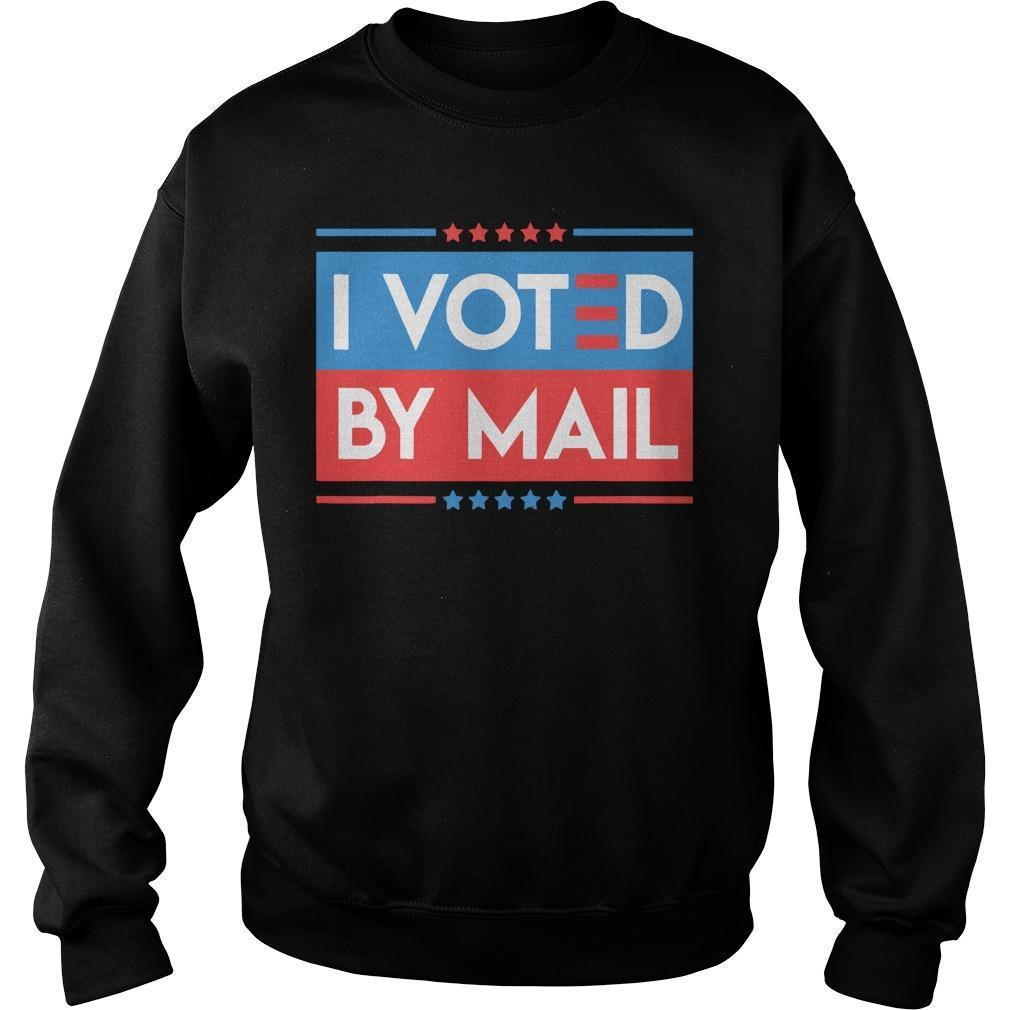I Voted By Mail Sweater