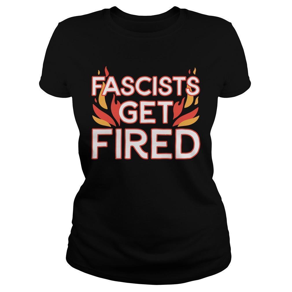 The Advocate Fascists Get Fired Longsleeve