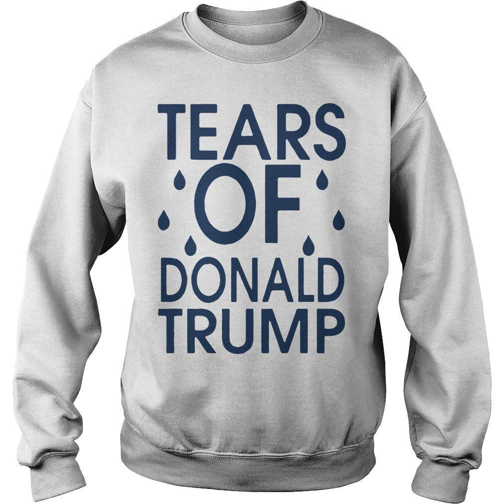 The Advocate Tears Of Donald Trump Sweater