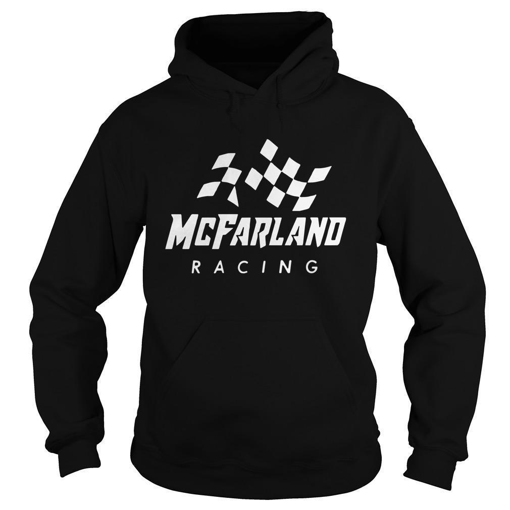 Cleetus Mcfarland Racing Hoodie