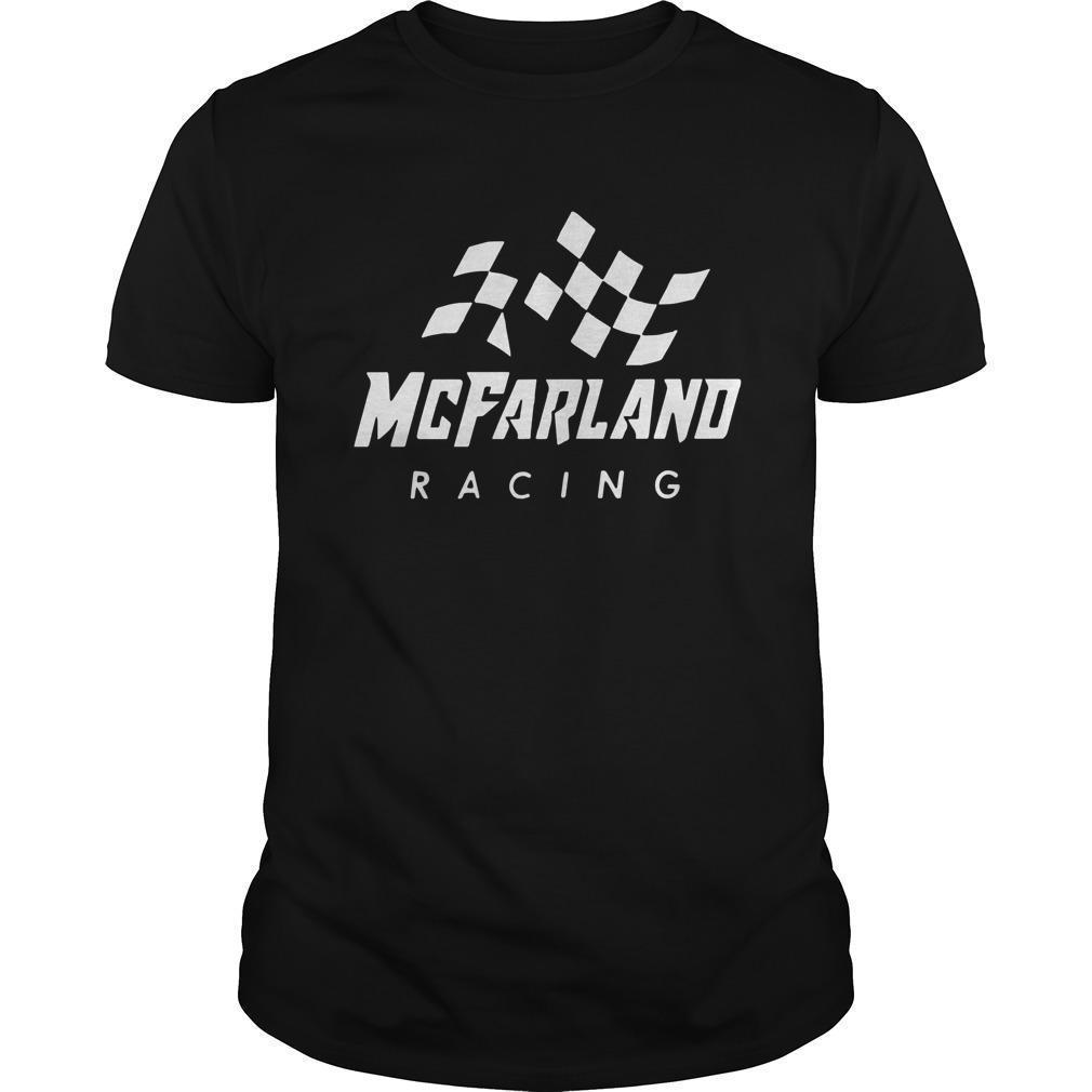 Cleetus Mcfarland Racing Shirt