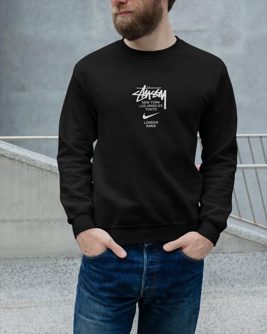 Nike X Stussy T Sweater