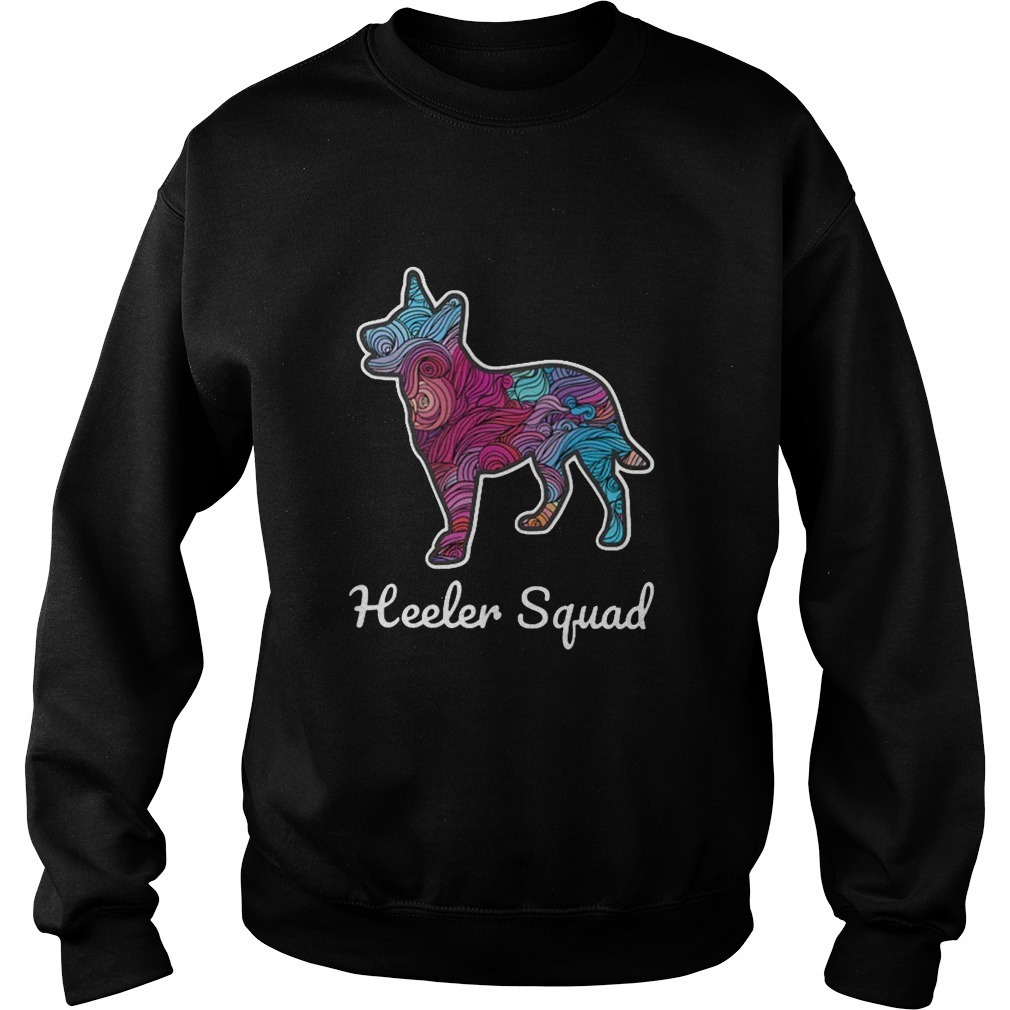 Australian Cattle Heeler Squad Sweater