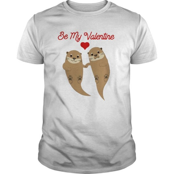 Beaver Be My Valentine Kid Shirt