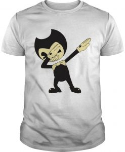 Bendy And The Ink Machine Dabbing Shirt