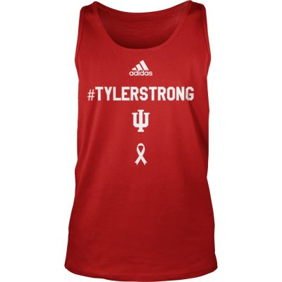 Indiana Rutgers Purdue #tylerstrong Tank Top