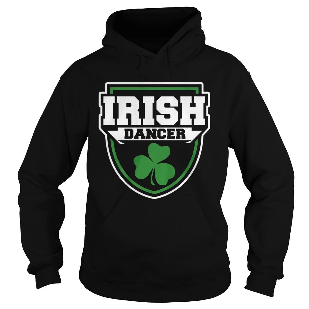 Irish Dance Badge Hoodie
