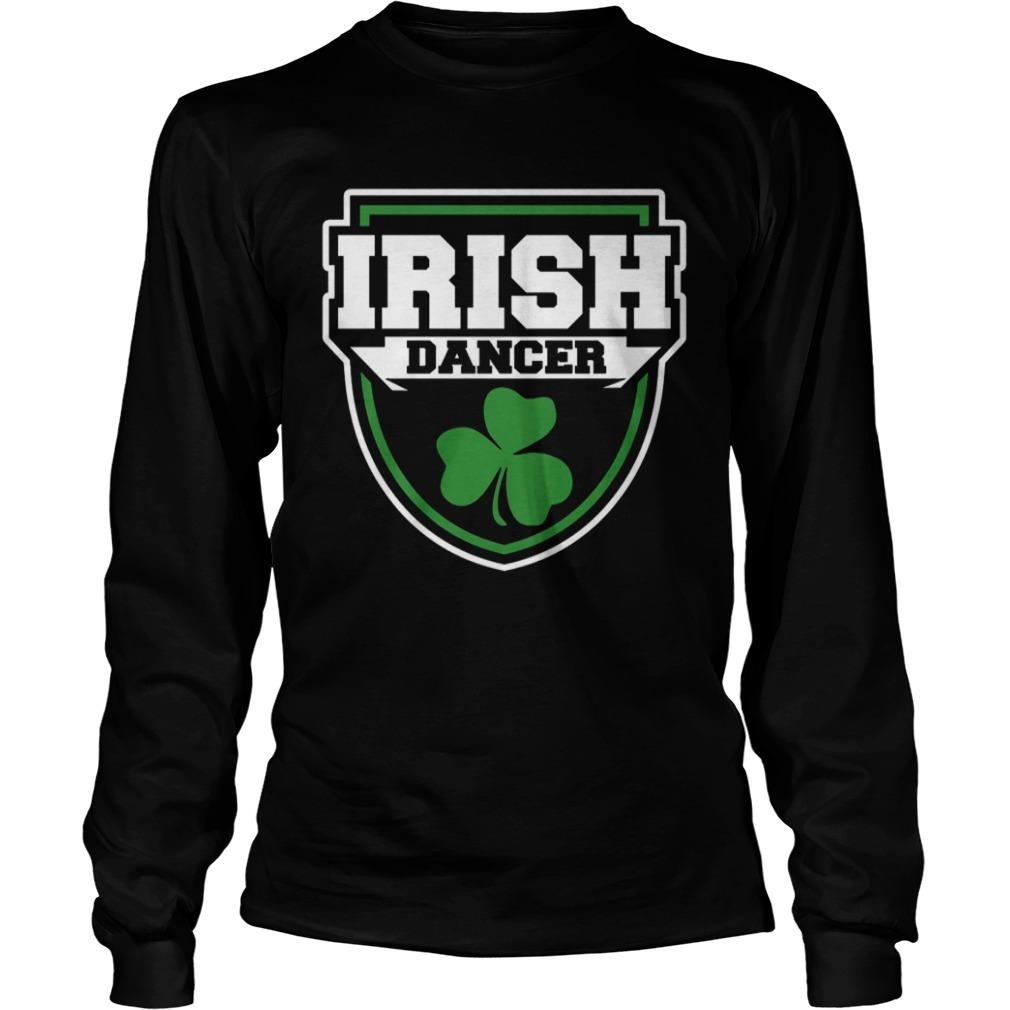 Irish Dance Badge Longsleeve Tee