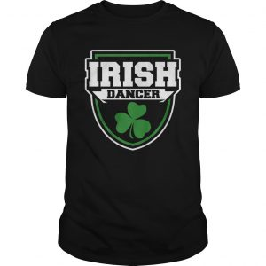 Irish Dance Badge Shirt