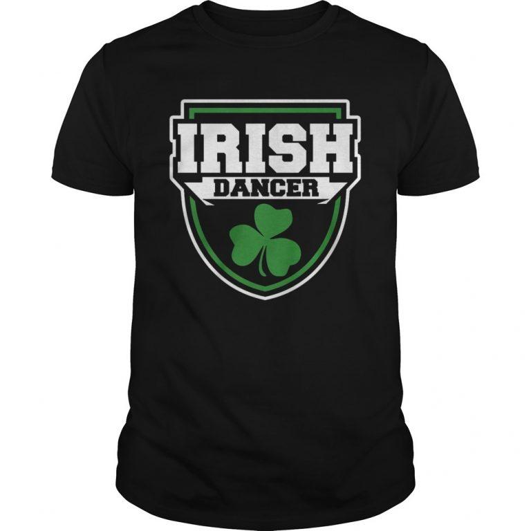 Irish Dance Badge Shirt