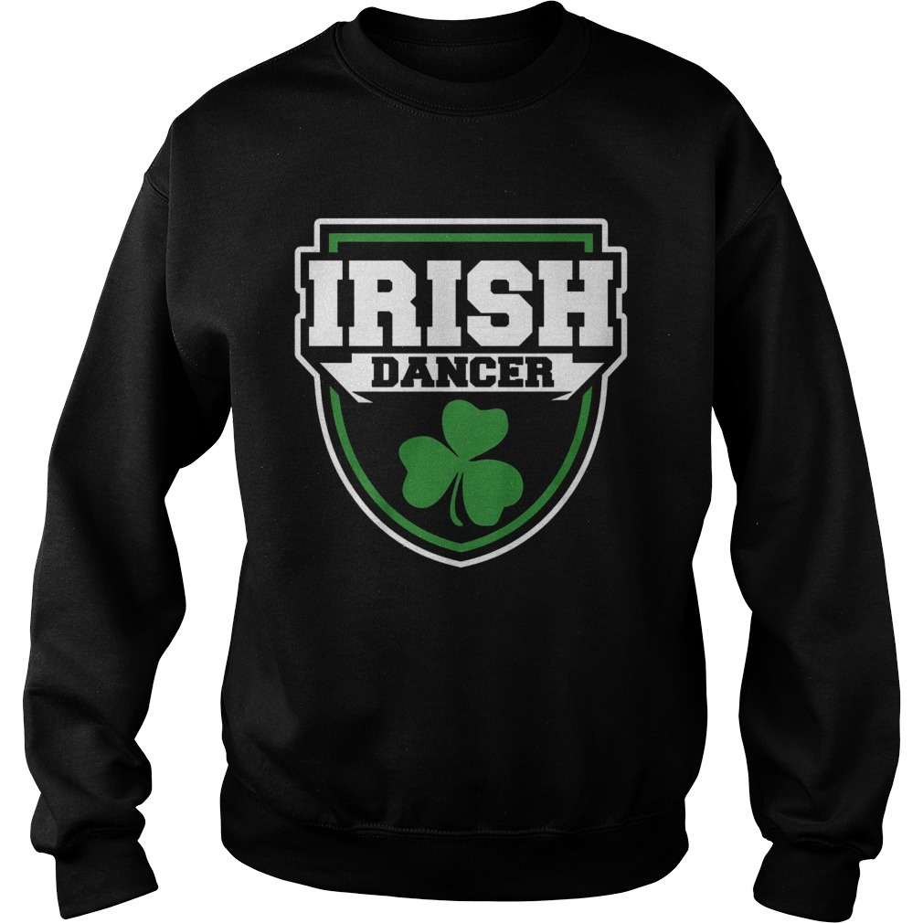 Irish Dance Badge Sweater