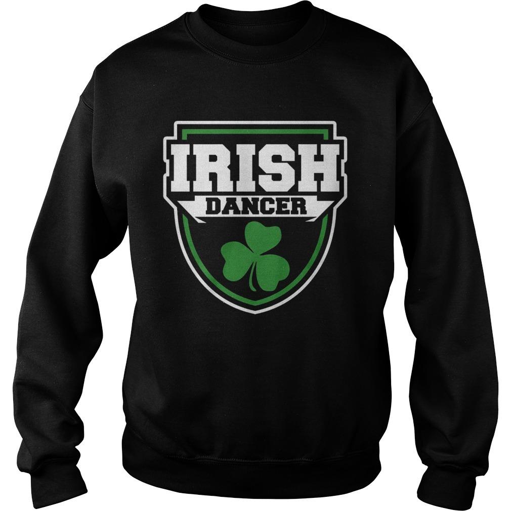 Irish Dance Badge Sweater