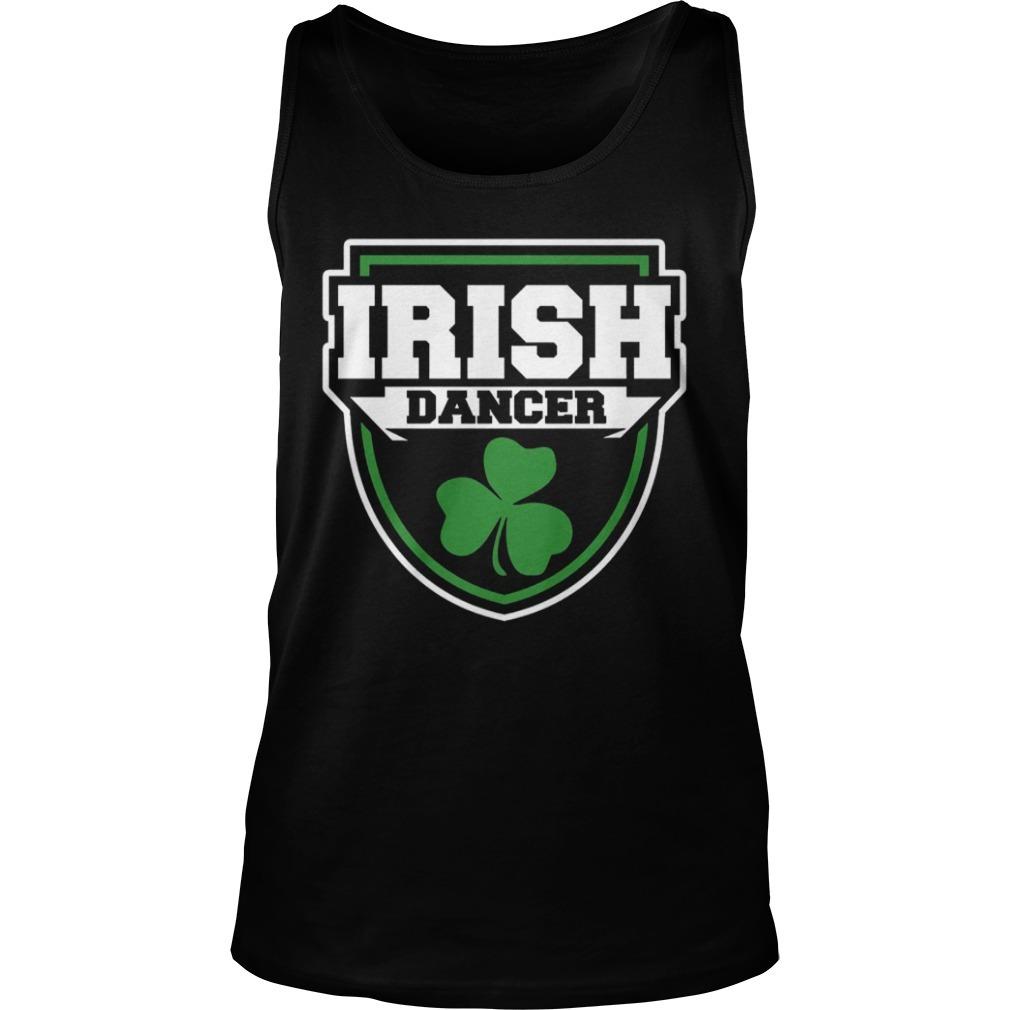 Irish Dance Badge Tank Top