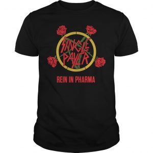Maia Rosenberg Single Payer Rein In Pharma Shirt