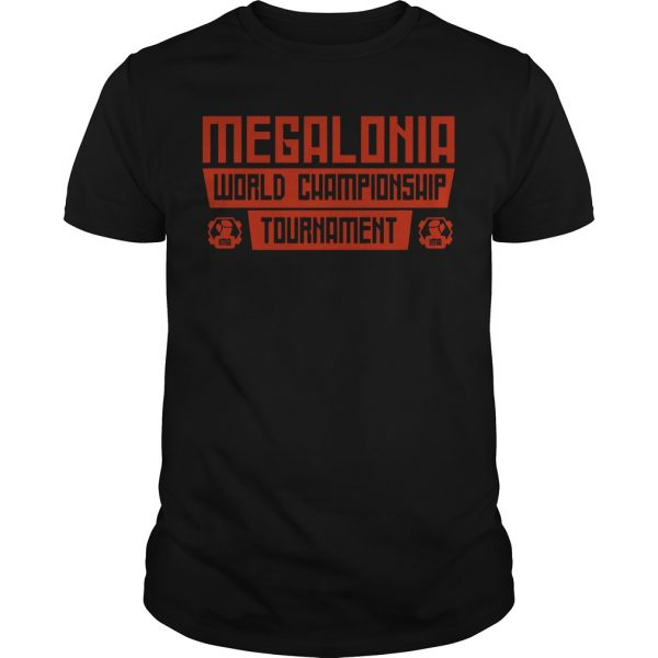 Megalonia World Championship Tournament Shirt